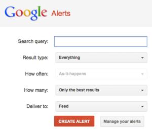 google-alerts