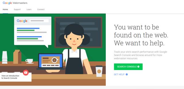 Google Search Consule