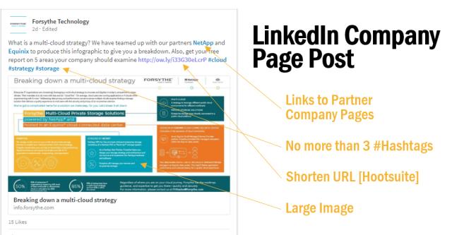 LinkedIn Company Page Post.PNG