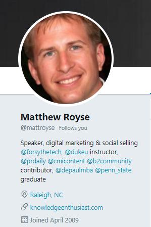Mattroyse Twitter Bio.PNG